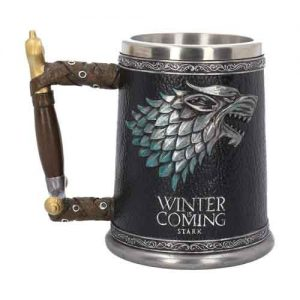 Jarras Medievales de Juego de Tronos Winter is coming